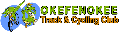 Okefenokee Track & Cycle Club Logo